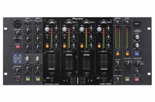 Fully-featured and rack-mountable, the DJM-5000 has plenty to offer (Photo: Business Wire)