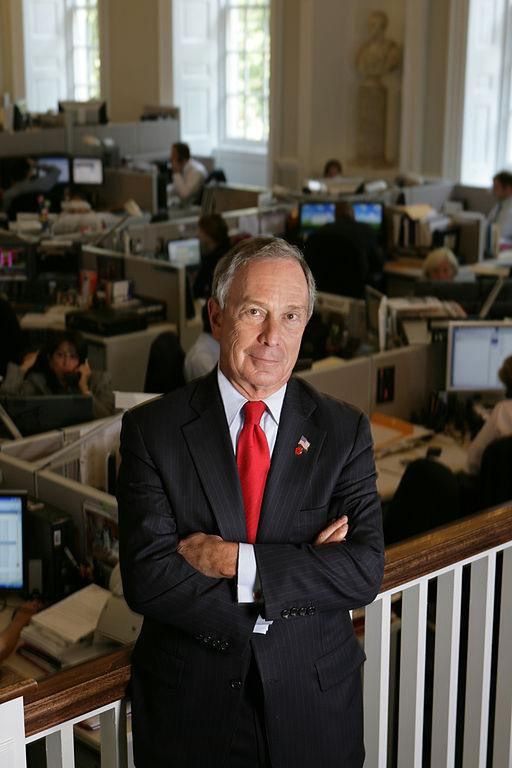 New York mayor Michael Bloomberg has announced a competition for an innovative micro apartment model (Photo: Rubenstein)