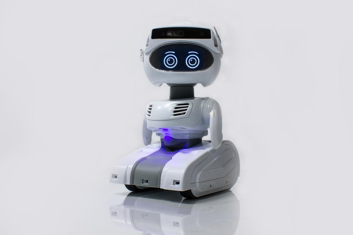 The Misty II personal robot is aimed atprogrammers, studentsand entrepreneurs