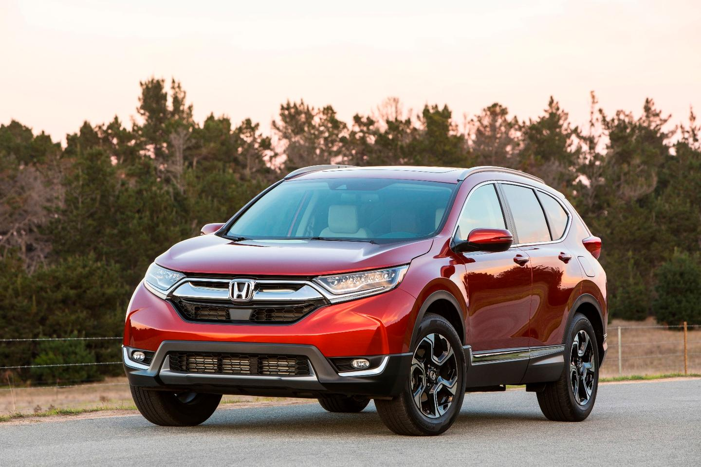 The 2018 CR-V is definitely not a race car, nor is it in a big hurry to get places, but it's not a slug either