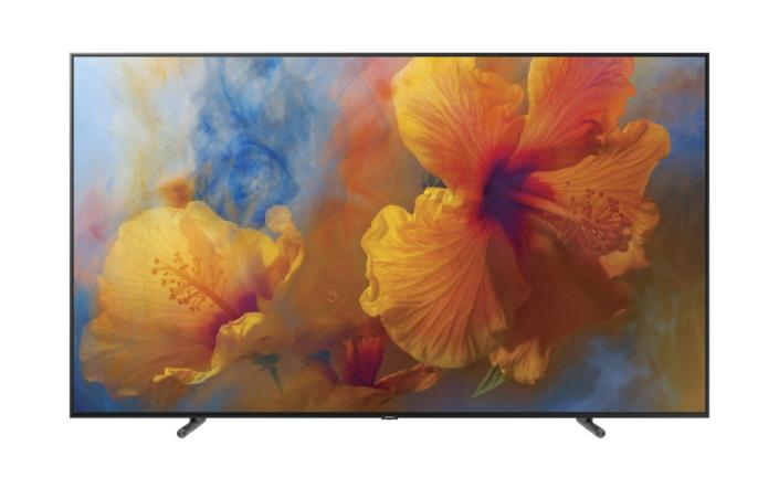 Samsung's new 88-inch QLED TV, the Q9