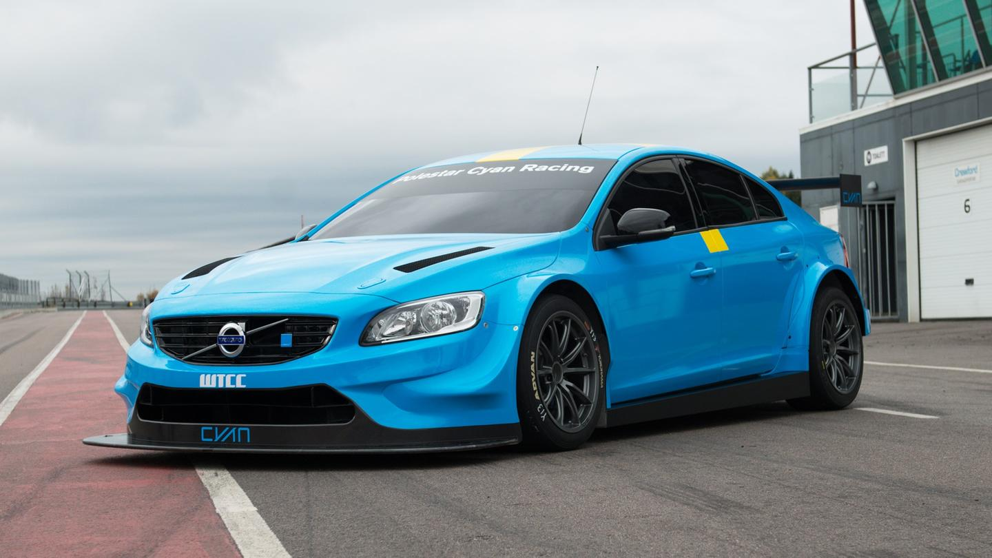 The S60 TC1 is powered by a 1.6-liter, four cylinder Drive-E engine.