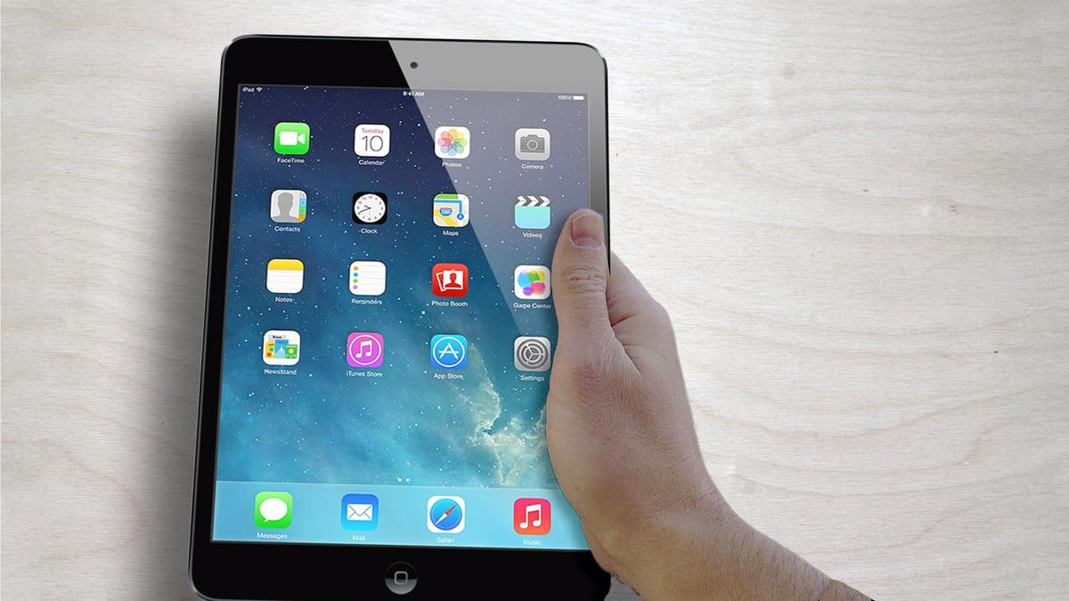 Our mockup of the expected 5th-generation iPad
