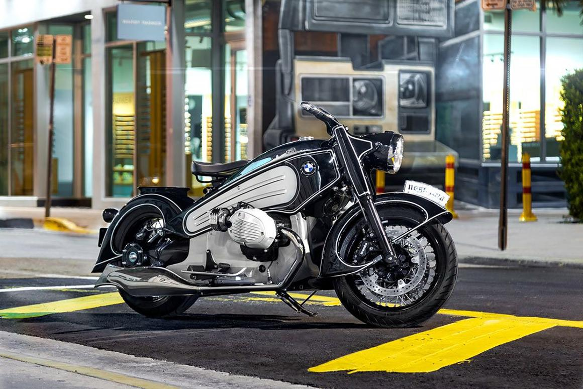 NMoto's R NineT Nostalgia is one of the nicest NineT customs we've seen, and it's going into small-scale production
