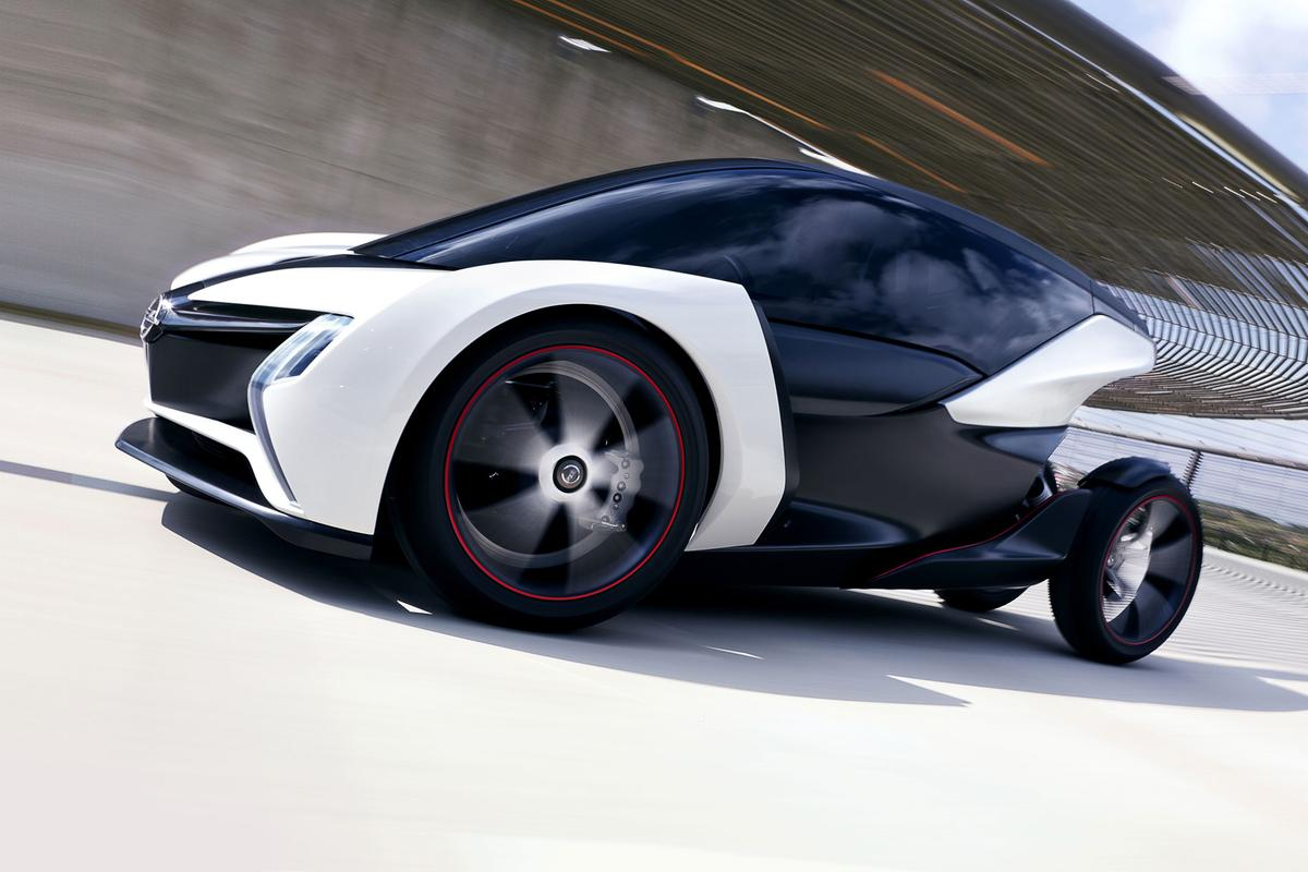 Vauxhall/Opel will reveal an interesting new concept that blends elements of an electric car and a motorbike