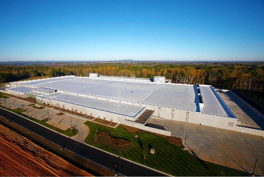 Apple's Maiden data center already boasts a white cool-roof and is set to add the largest end user-owned, onsite solar array in the U.S.