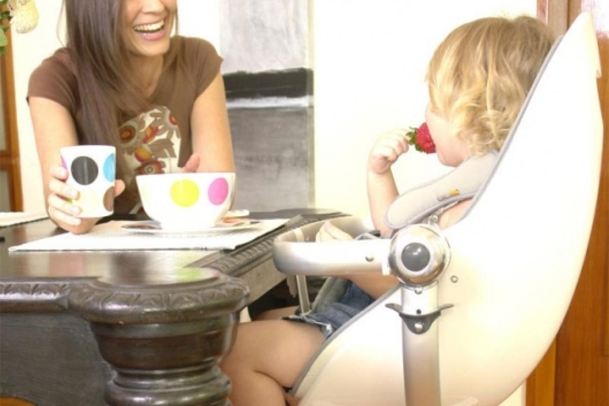 Bloom Fresco contemporary chair