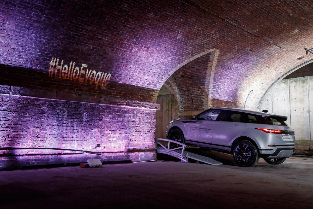 Built to handle urban environments as well the weekend getaway, Jaguar Land Rover promises agile handling from the new Range Rover Evoque