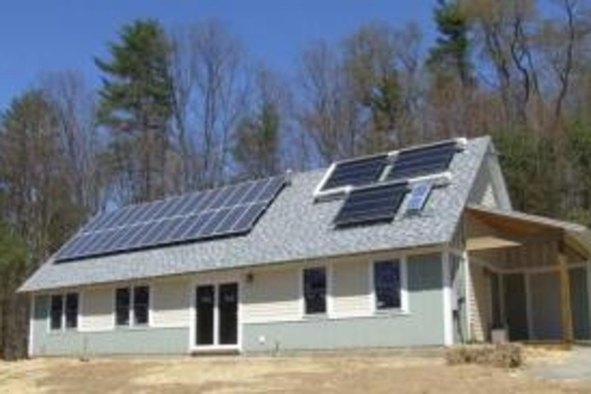 Eco-friendly family home