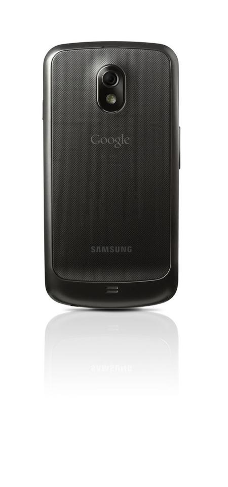 Samsung Galaxy Nexus is the world's first smartphone to run Google Android 4.0 (Ice Cream Sandwich)