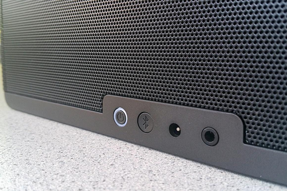 Review: Theatre Box wireless 3D speaker offers portable 3D sound