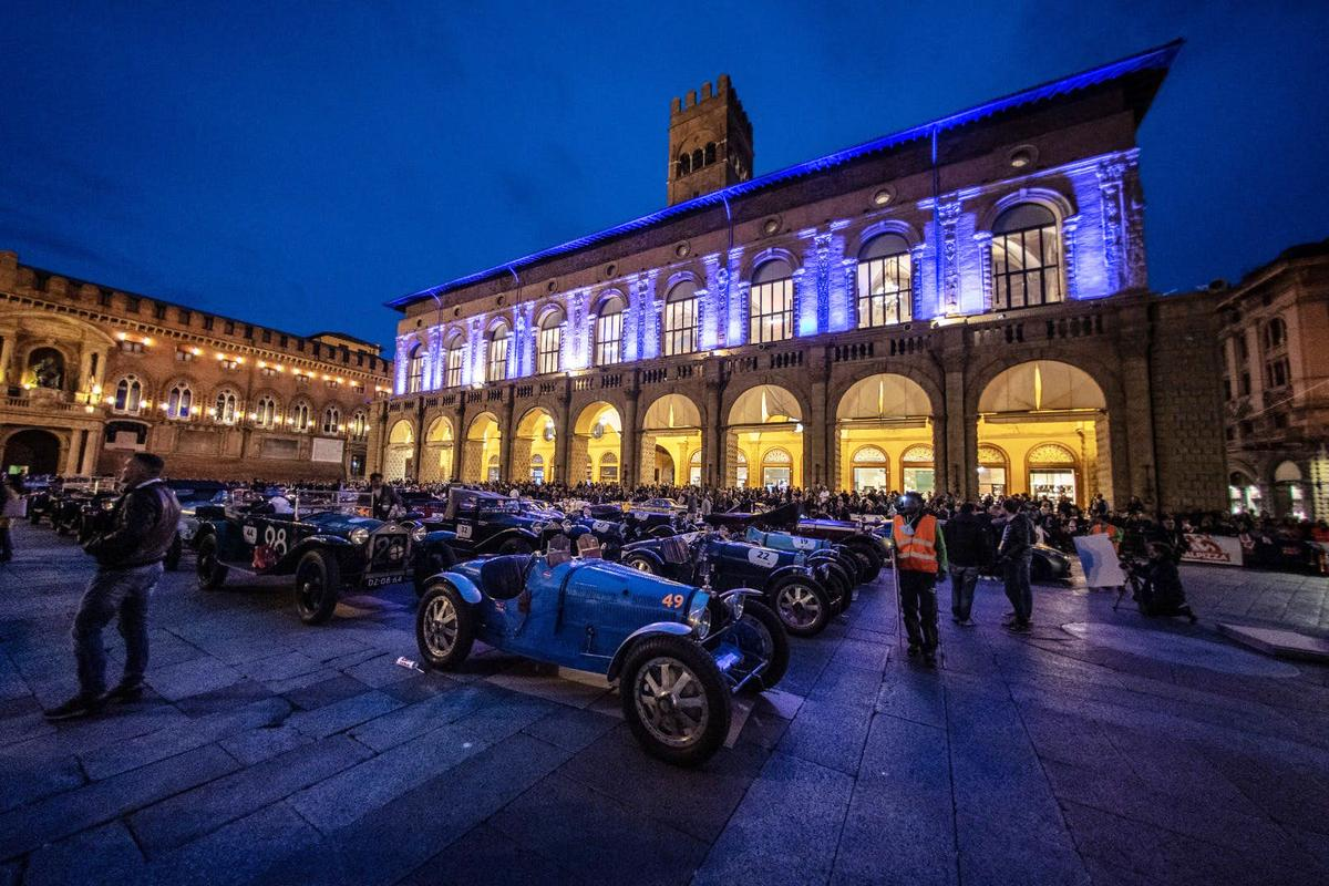 The expertise, history, passion and sheer money behind the Mille Miglia is mind-boggling