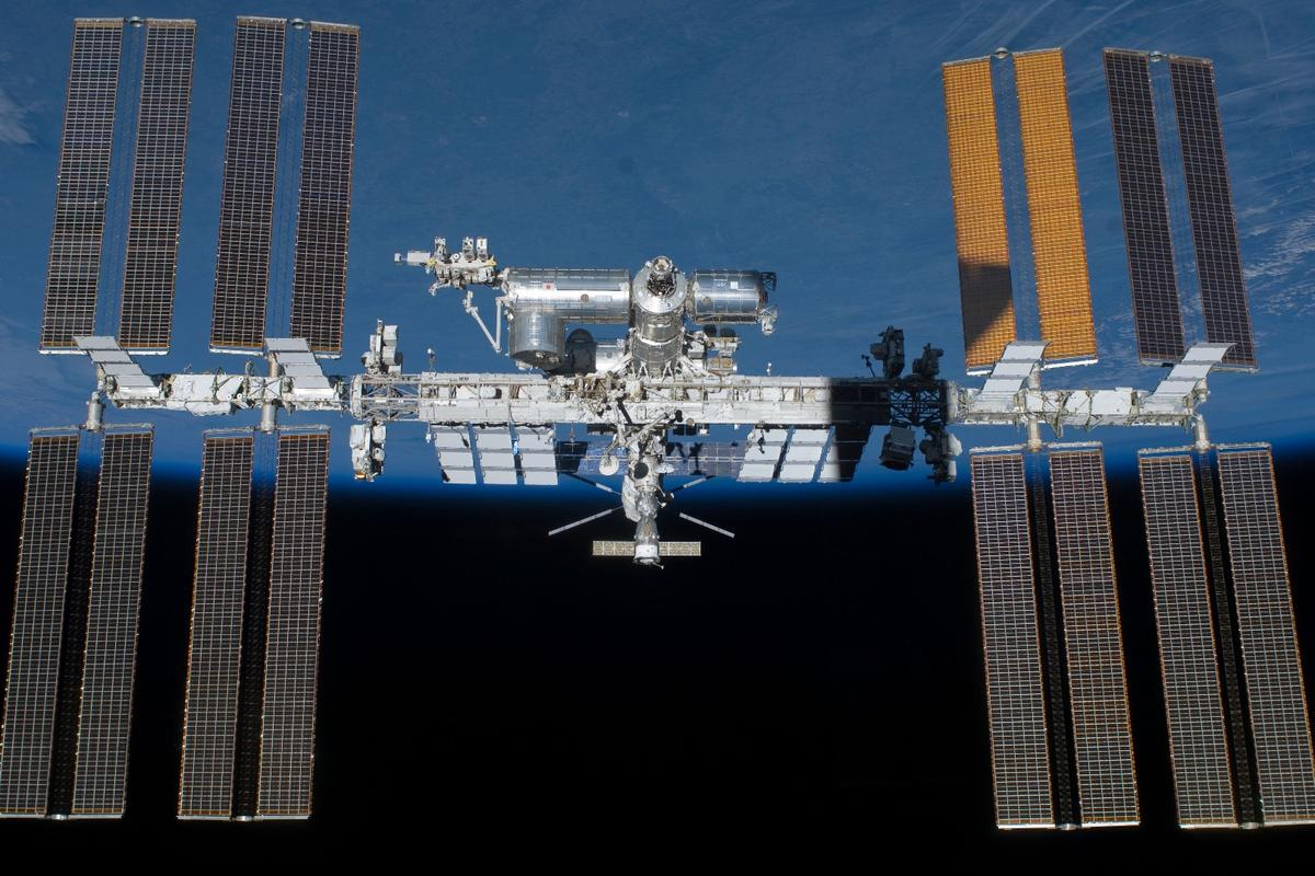 The Trump administration wants to hand the US commitment to the ISS to private industry in 2025