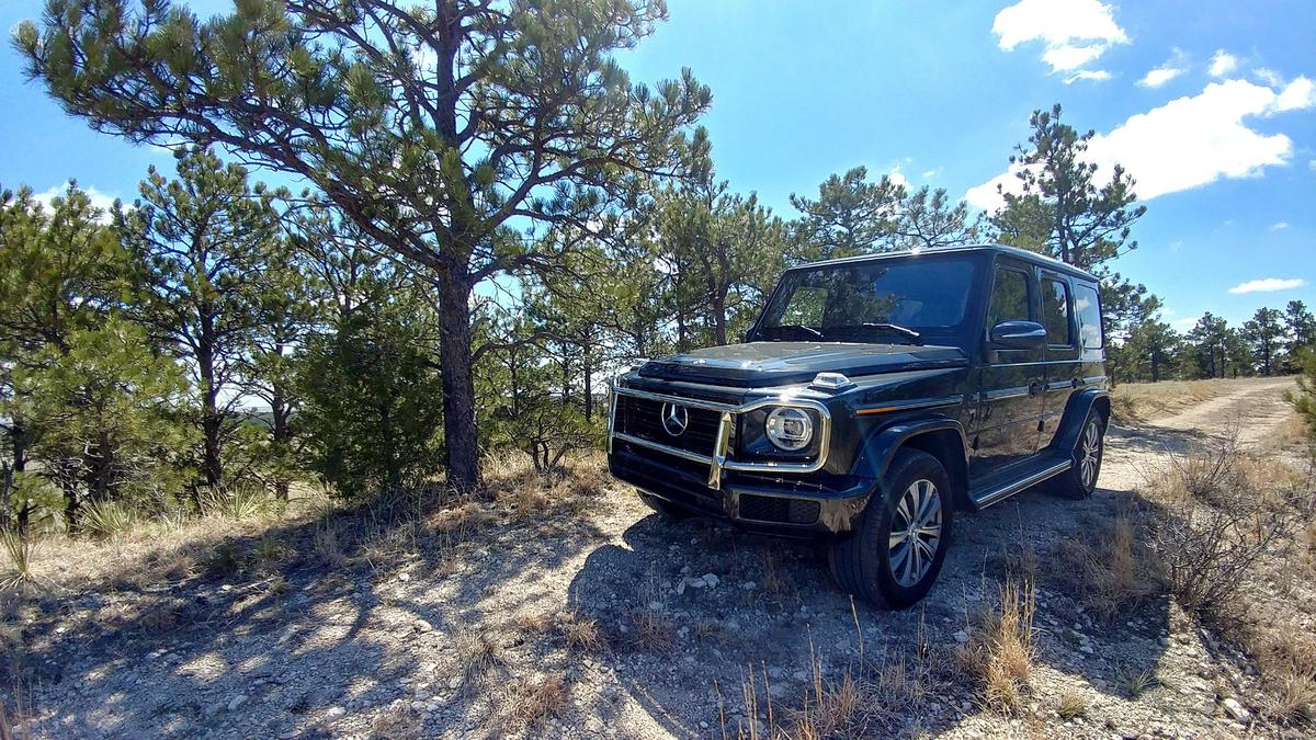 """The Mercedes-Benz G-Class entered the market in 1979 as the G Wagen (Gelandewagen, or """"cross country vehicle"""")"""