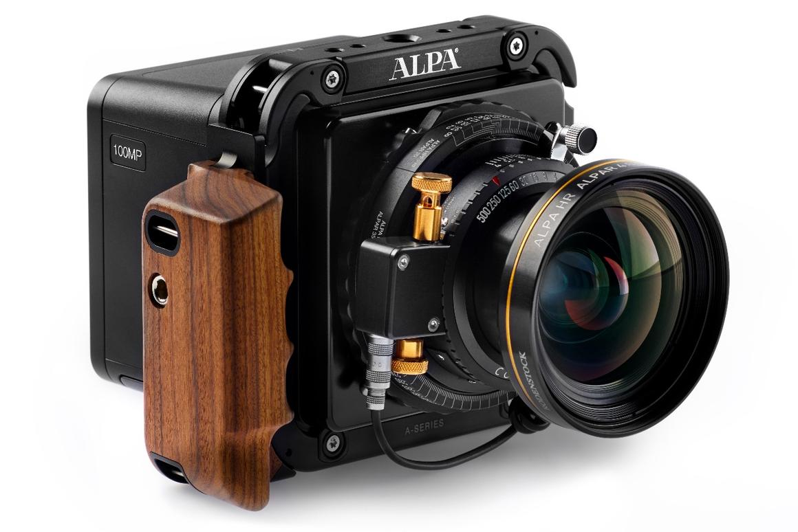 The Phase One A-series IQ3 100MP is a 100-megapixel full frame medium format camera for fine art photographers