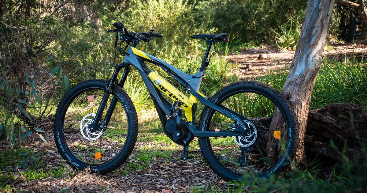 Review: The Greyp G6.1 is a techno-warship of an ebike