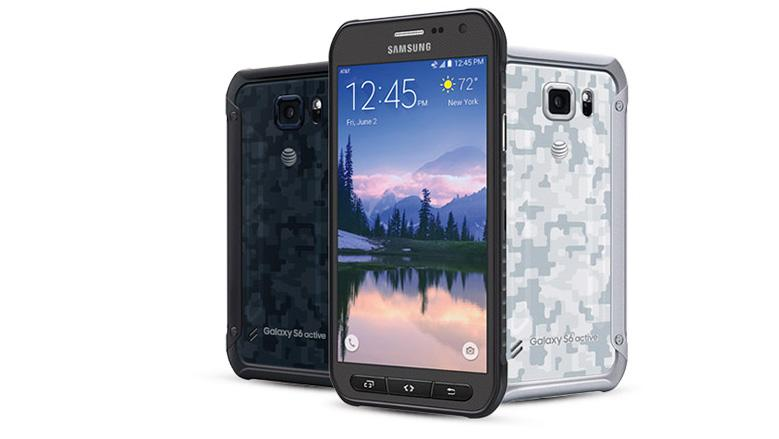 The Samsung Galaxy S6 Active follows in its last two Active predecessors' footsteps, combining protection with flagship specs