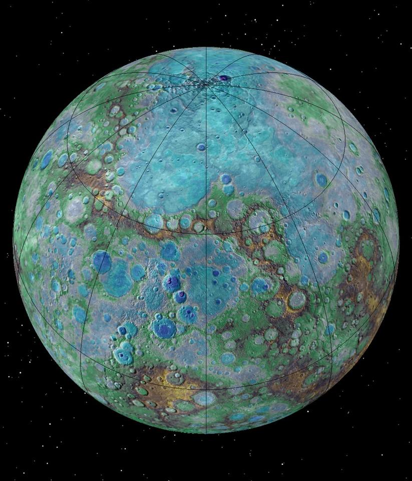 NASA-funded research suggests that Mercury is contracting even today, joining Earth as a tectonically active planet