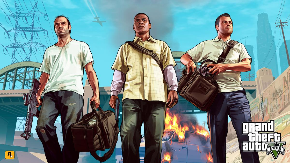 Gizmag reviews Grand Theft Auto V, the long-anticipated next chapter from Rockstar Games