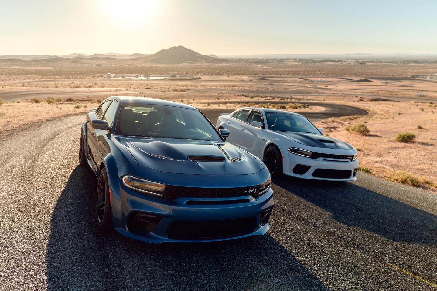 Nasty 2020 Widebody Dodge Chargers Encourage Bad Boys And