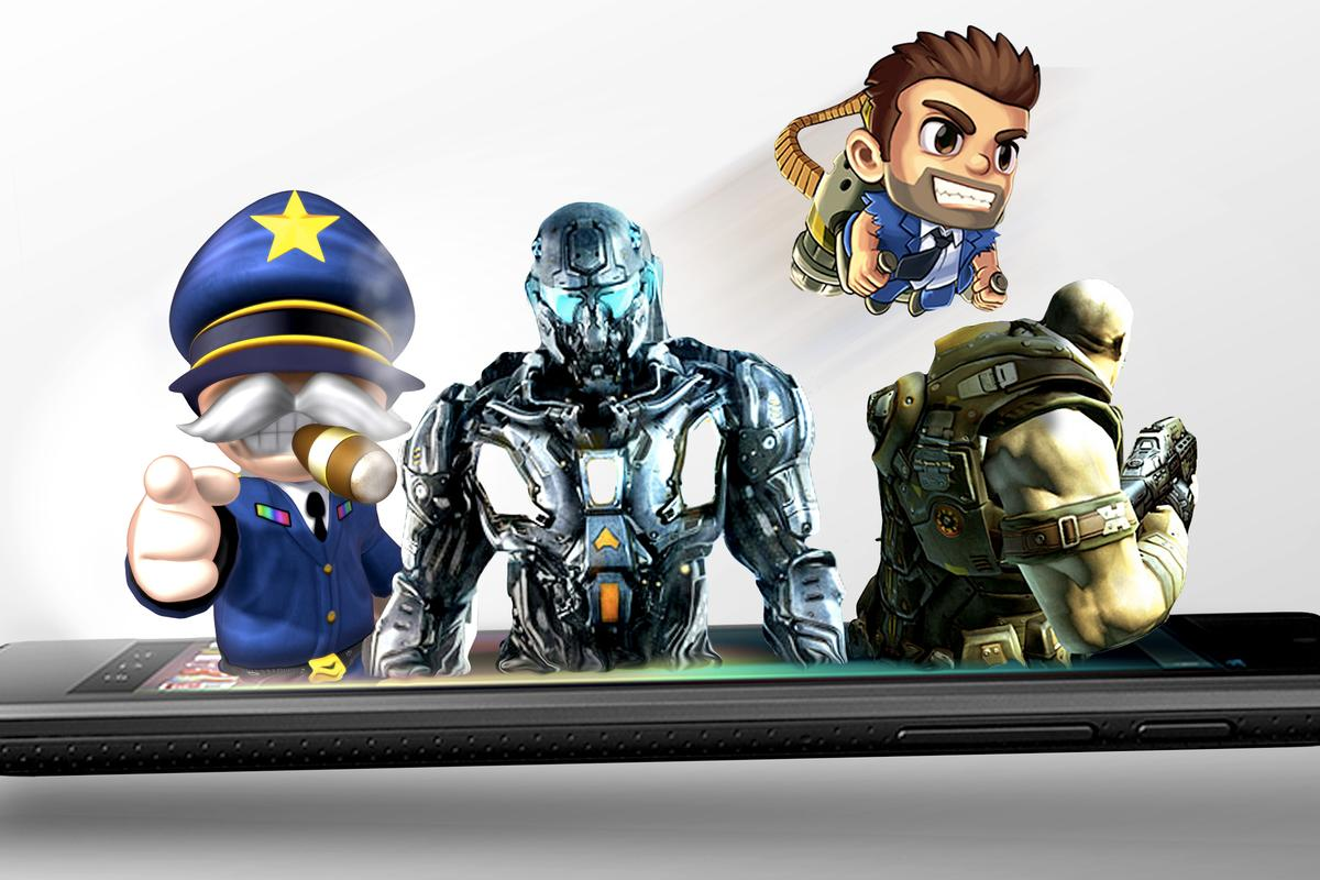 We break down the all-time best Android games