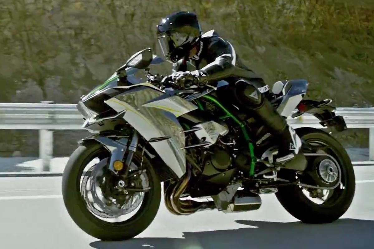 The Fastest Accelerating Motorcycle Ever