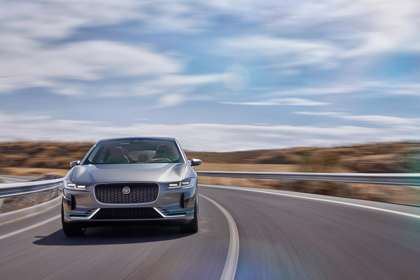 The Jaguar I-Pace will soon be joined by many more all-electric models in the Jaguar stable