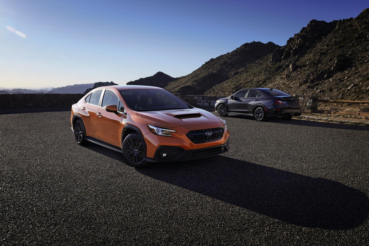 Subaru has introduced the fifth generation of the rally-born WRX