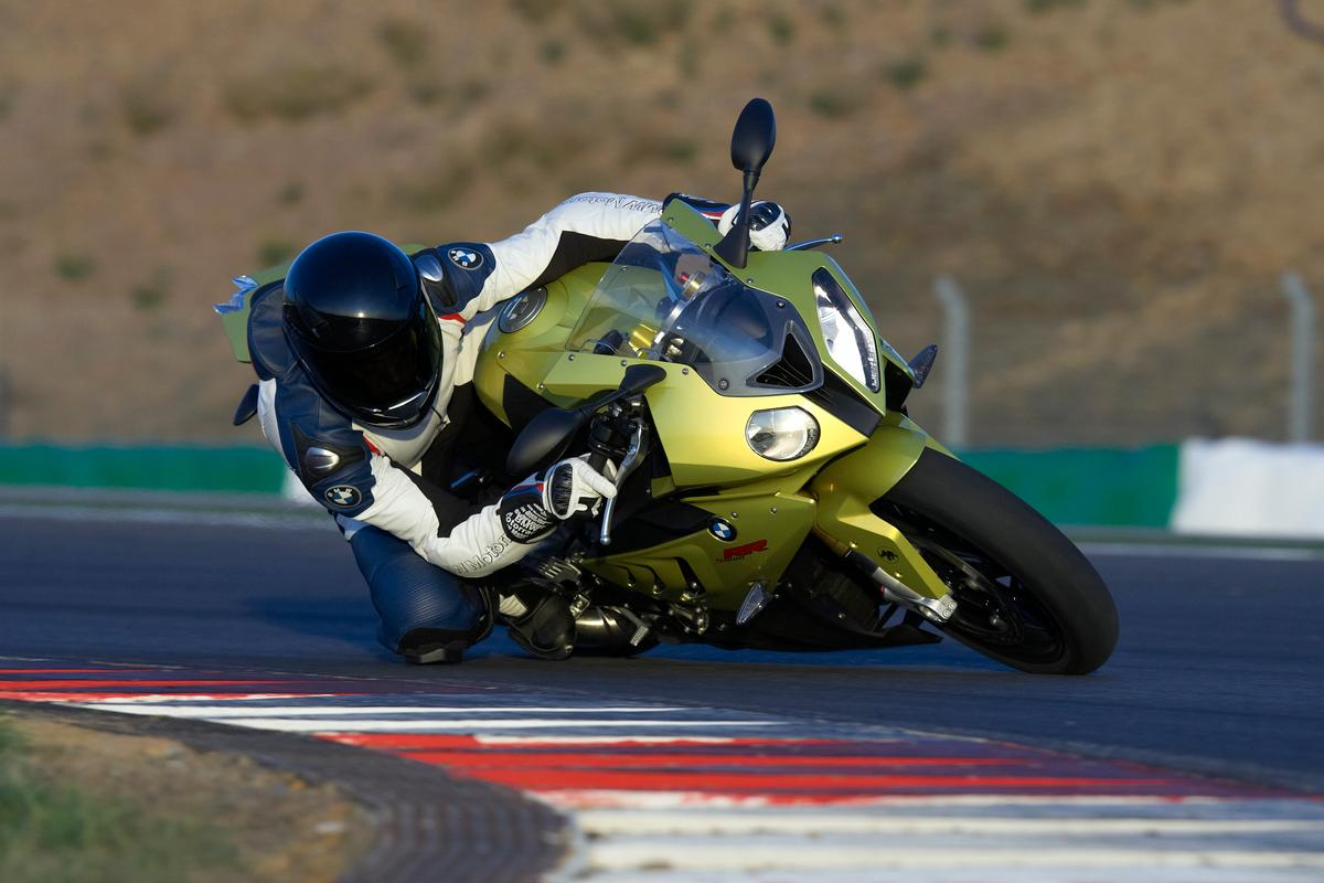 BMW's S1000RR superbike impresses in a track test