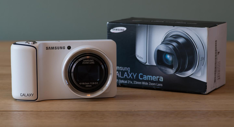 Review: Samsung Galaxy Camera EK-GC100