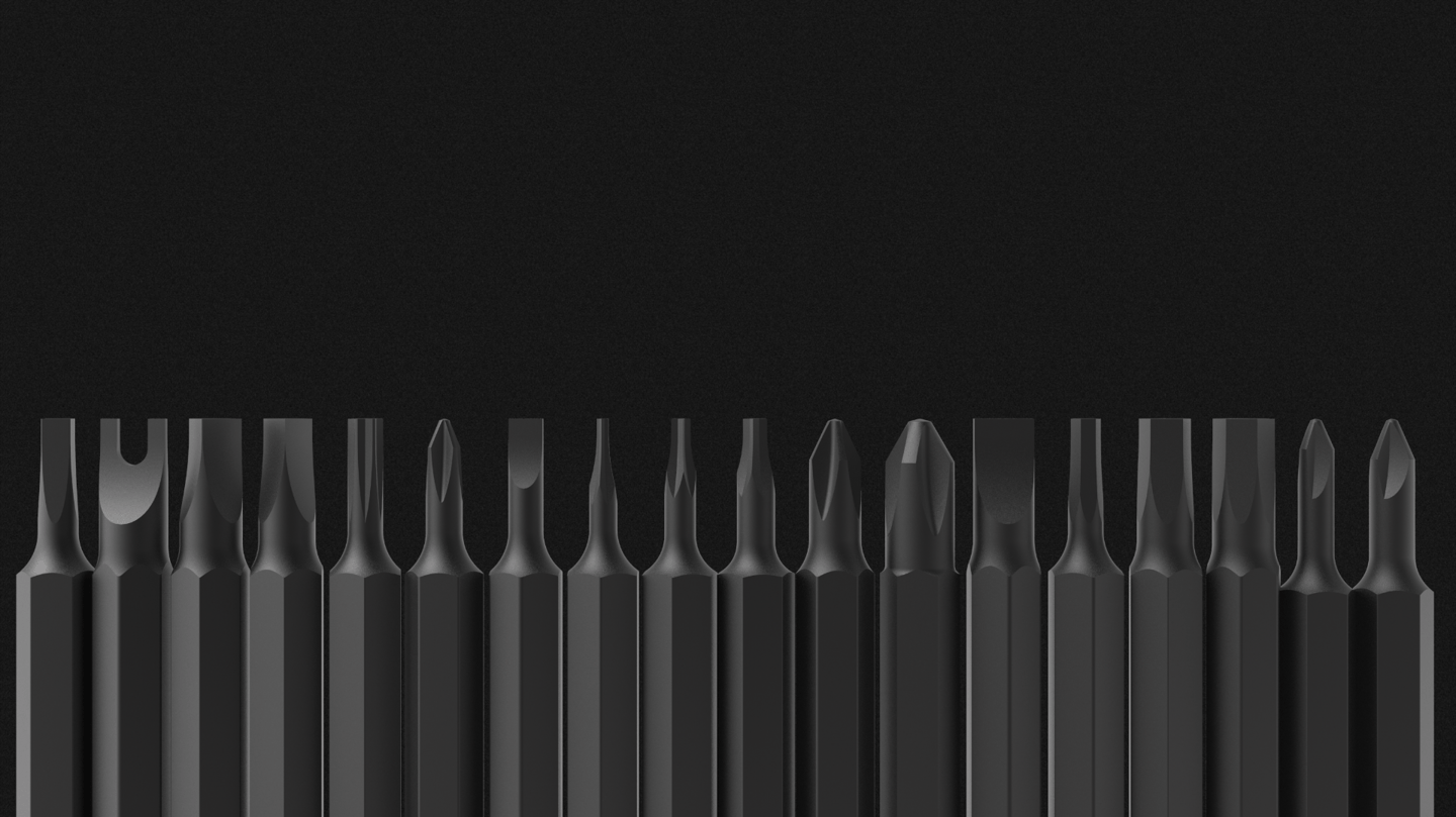 The Wowstick Mini comes with up to 56 swappable heads