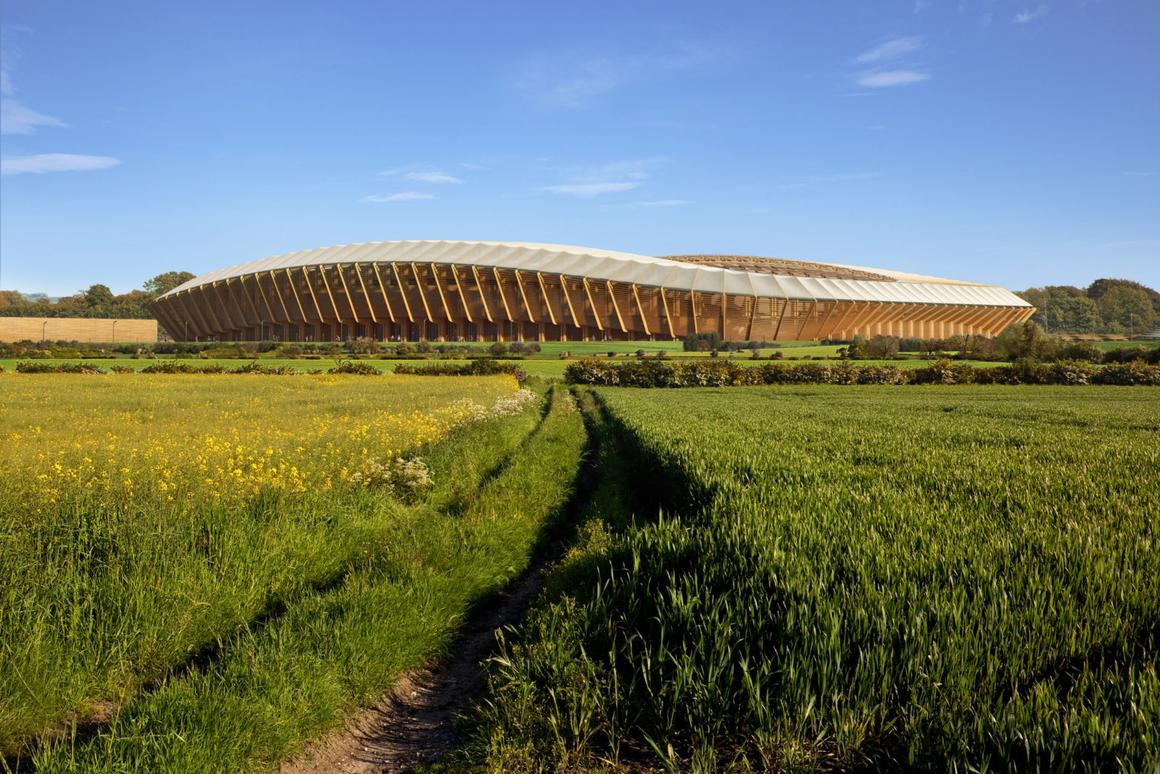 Forest Green Rovers Eco Park Stadium is now expected to be completed by 2023 at the earliest