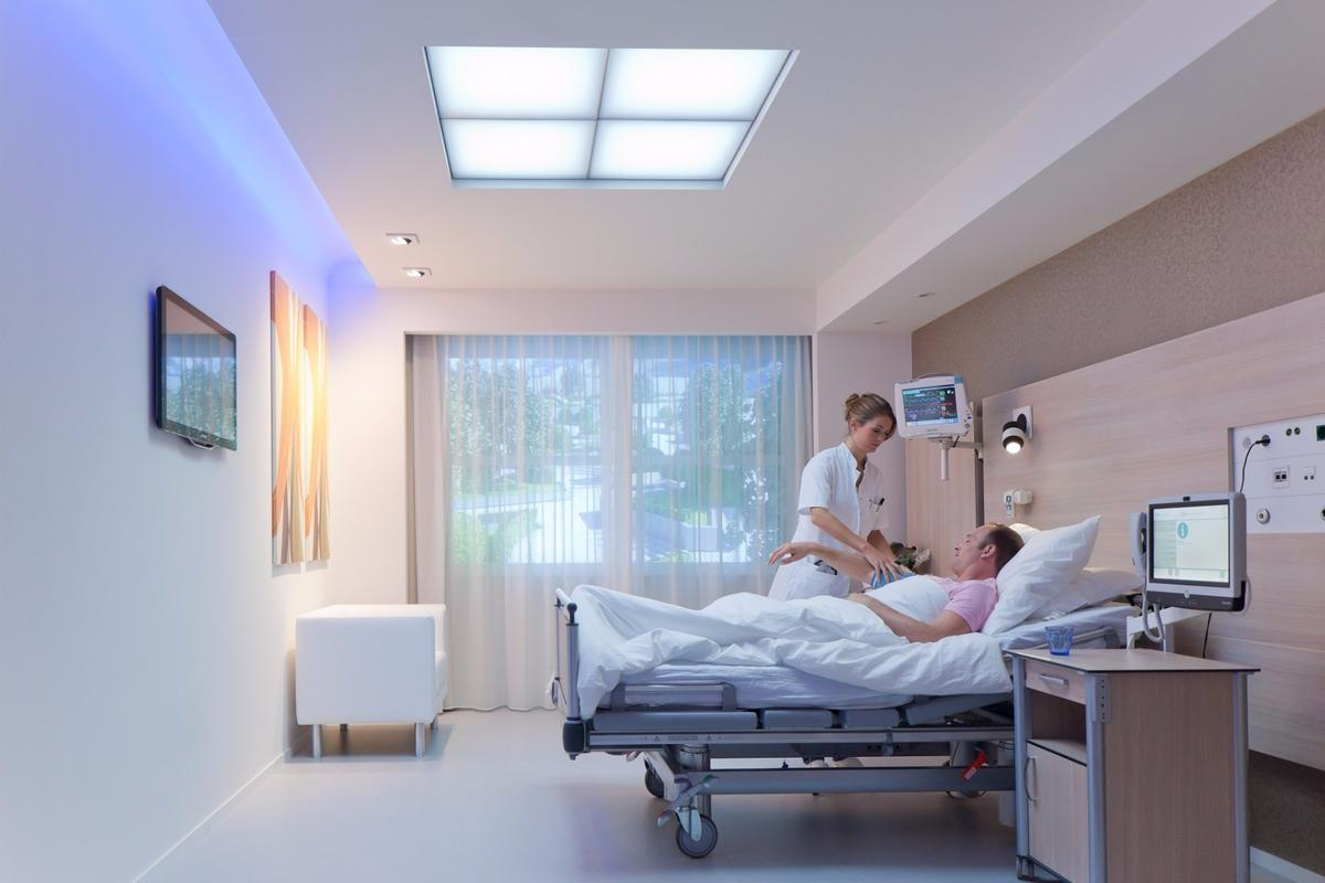 Philips HealWell has been through clinical trials, which verified the system's benefits for sleep