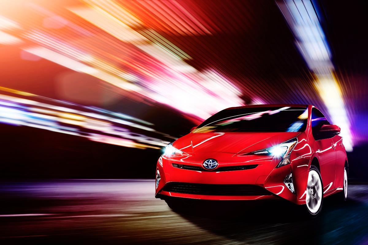 The 2016 Toyota Prius