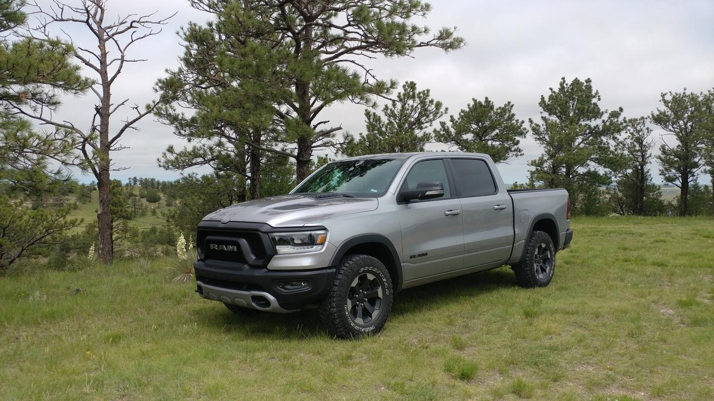 The Ram Rebel (aka Ram 1500 Rebel) is the pickup truck maker's off-road-centric model aimed towards an edgier look and tougher appearance
