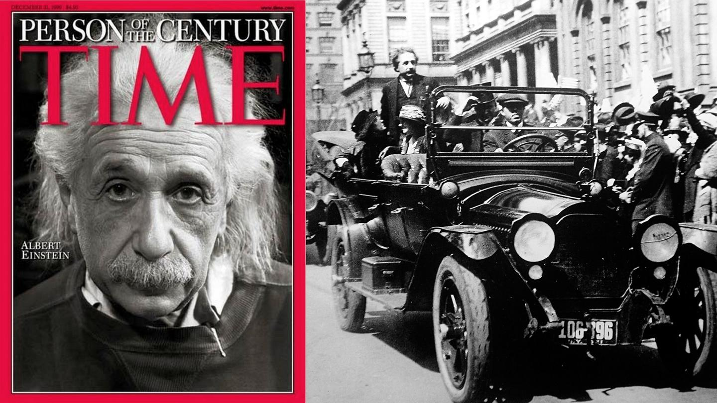 In 2015, Albert Einstein entered Time's list at #6, just behind Marilyn Monroe, Elizabeth Taylor and John Lennon. He's an unlikely candidate for most charismatic personal brand of all time, given he rarely spoke in public, and wasn't in film, TV or music, but that's the league he's now playing in six decades after his death. By all available measures, Albert Einstein has become one of the strongest personal brand names in history.