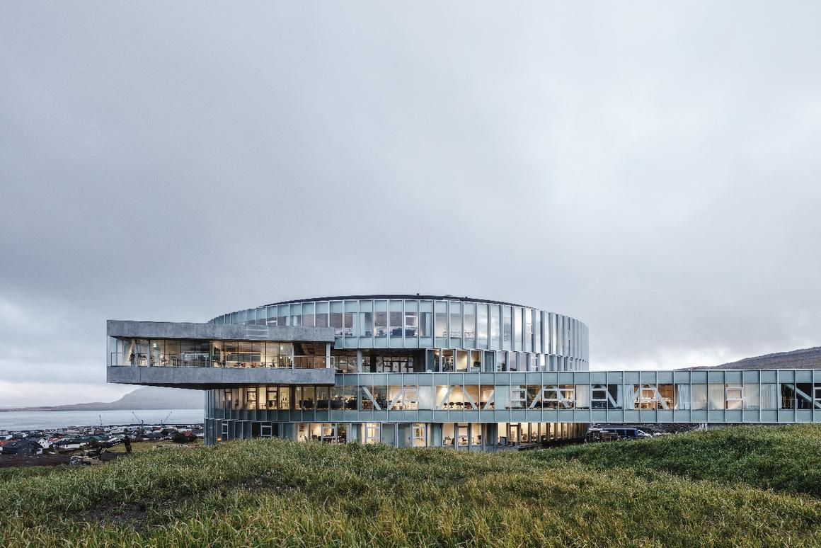 Glasir is home to theFaroe Islands Gymnasium, Tórshavn Technical College and a Business College