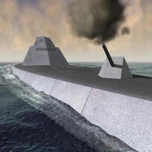 Advanced Gun Systems aboard the Zumwalt Class Destroyer