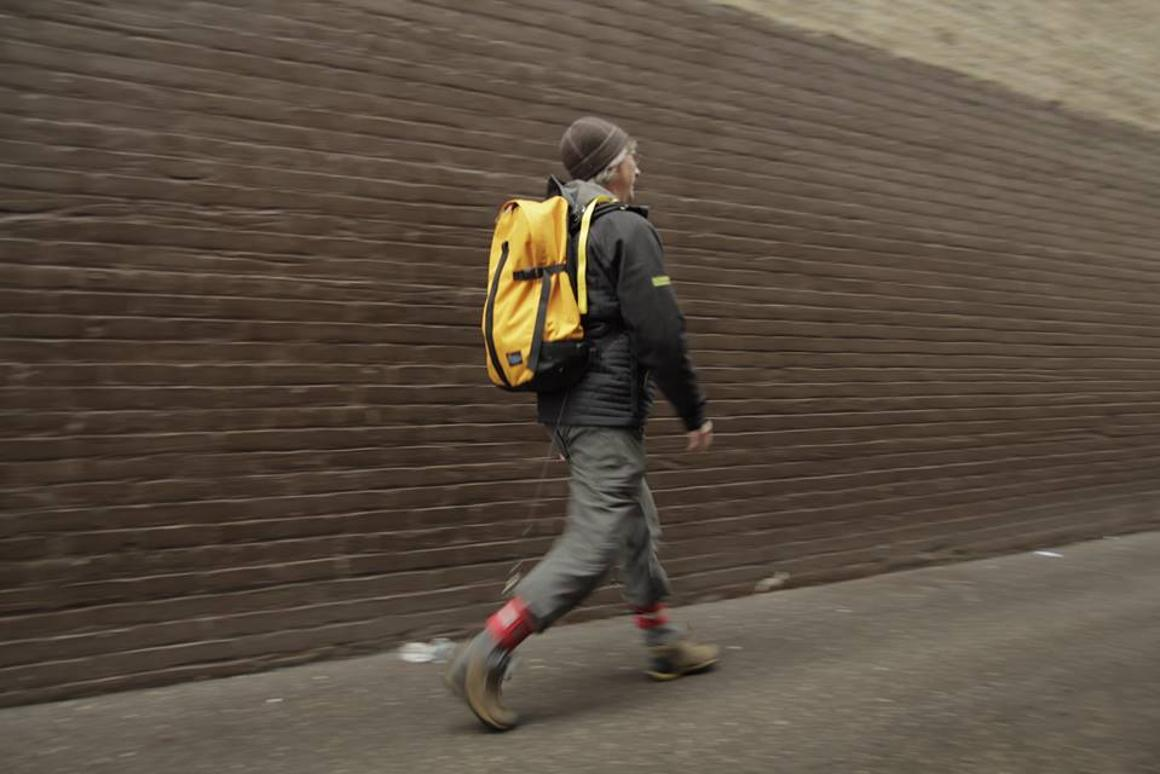 Go Kin packs are designed to generate energy from your walk