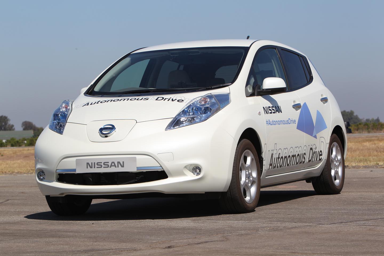 Nissan demonstrates its latest autonomous technologies at Nissan 360