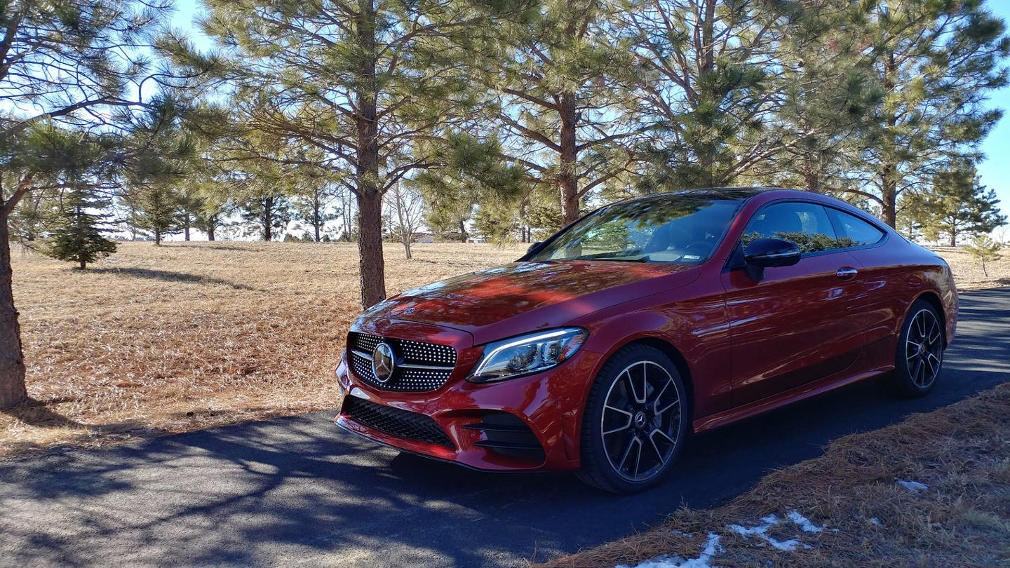 The 2019 Mercedes-Benz C300 Coupe is, without a doubt, one of the best-looking cars on the road