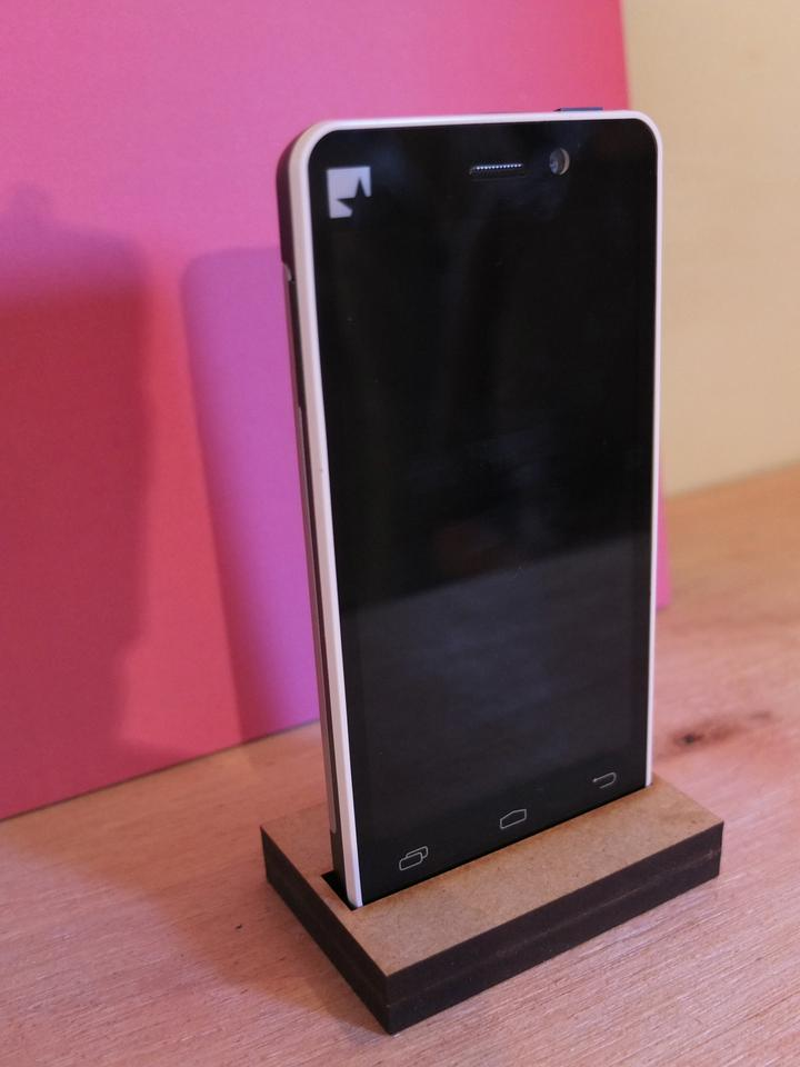 The Fairphone prototype has been revealed during London Design Week (Photo: Gizmag)