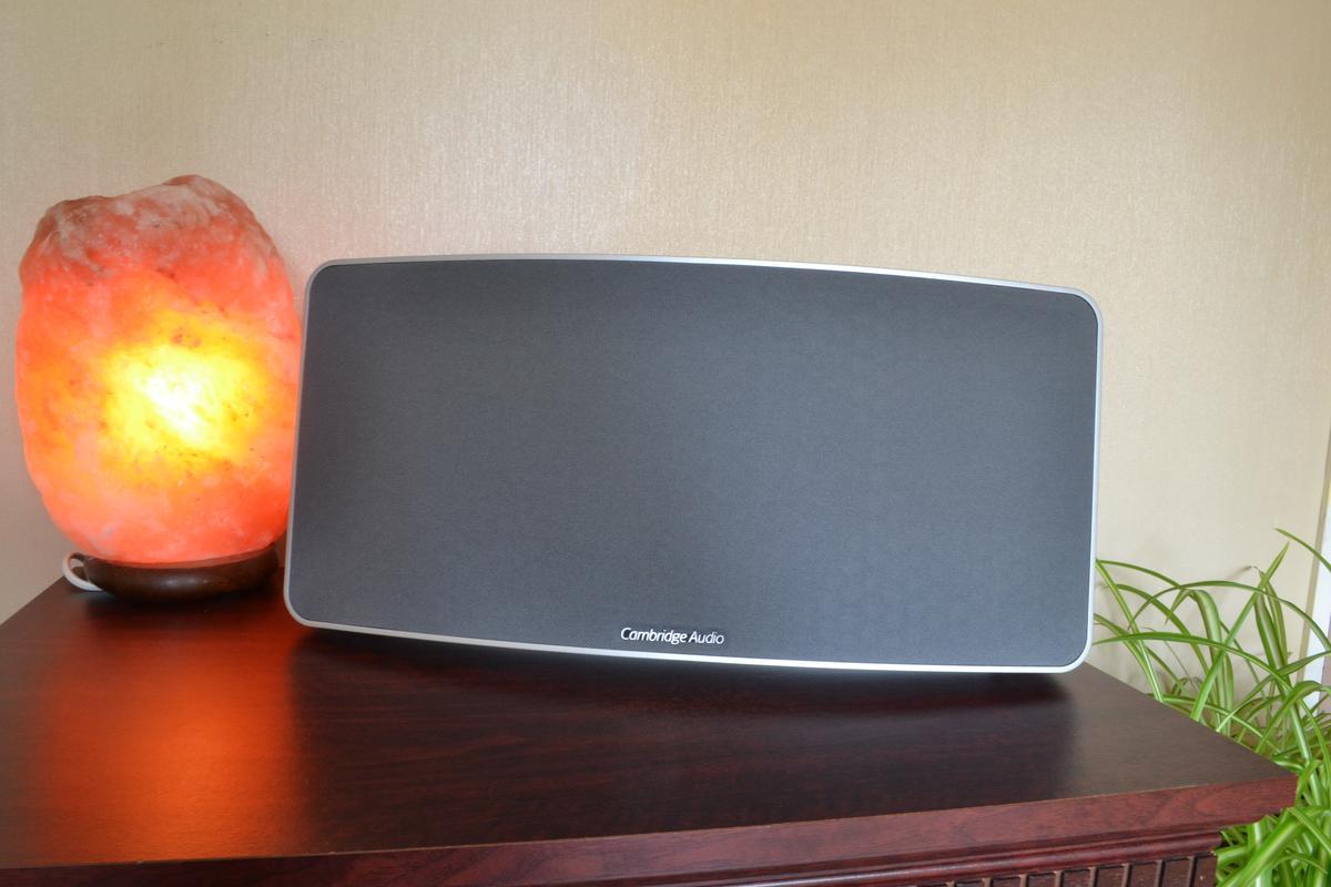 The Minx Air 200 wireless speaker system from Cambridge Audio