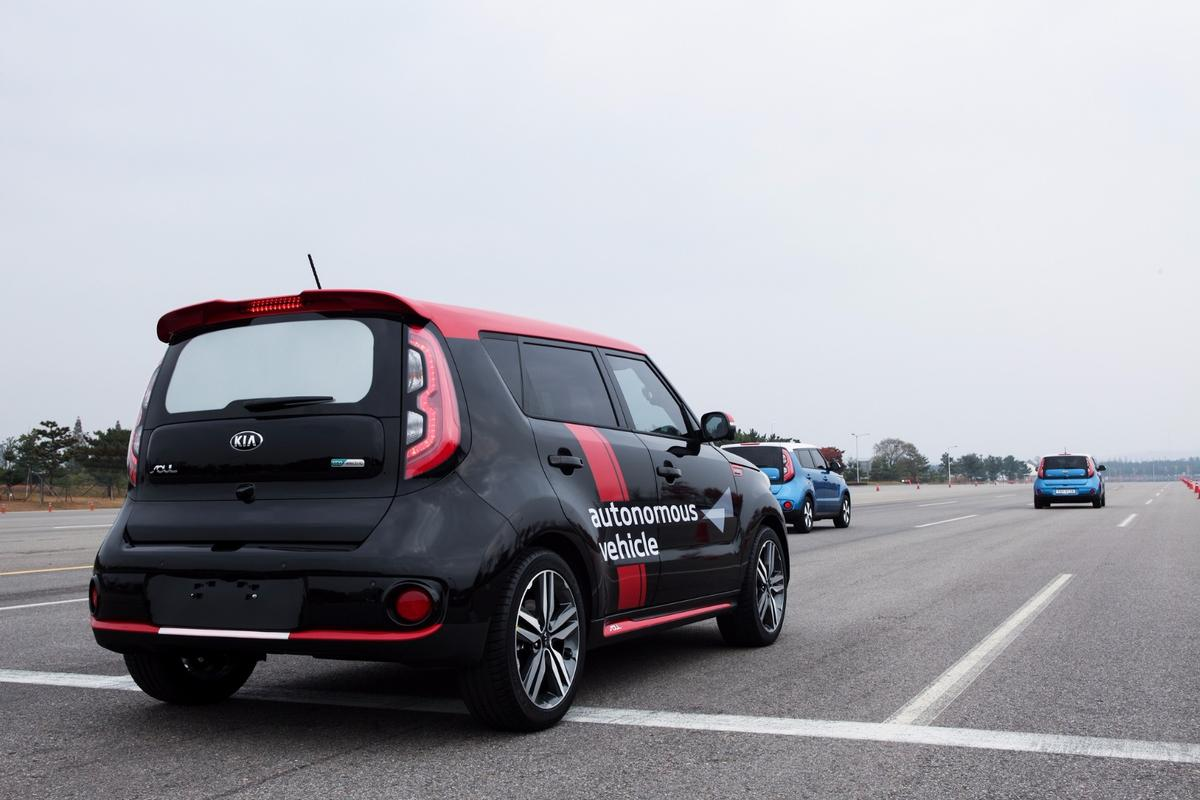 The US state of Nevada has granted Kia a license for testing autonomous driving technologies on its public roads