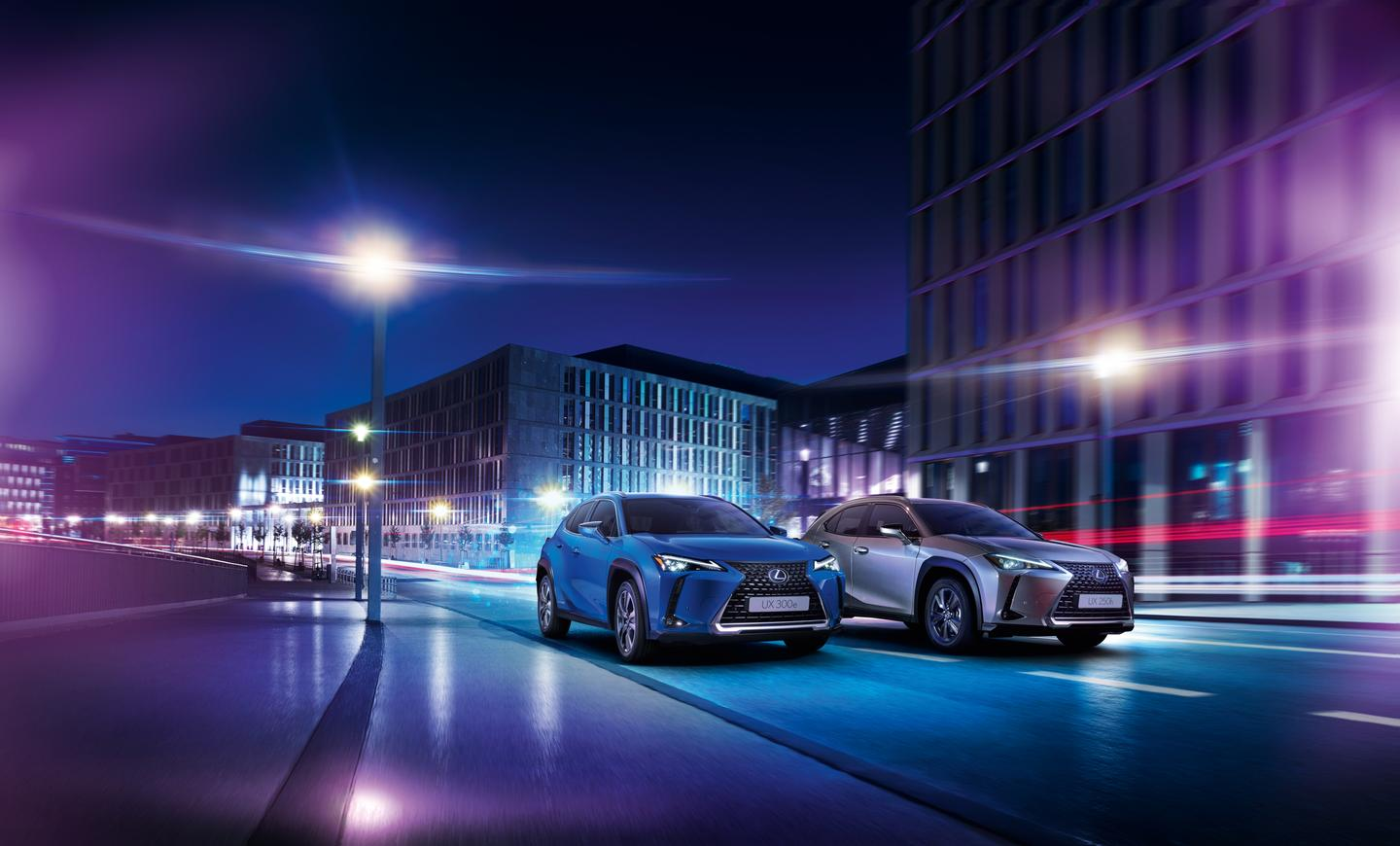 Lexus has made its first move into the world of full electrification