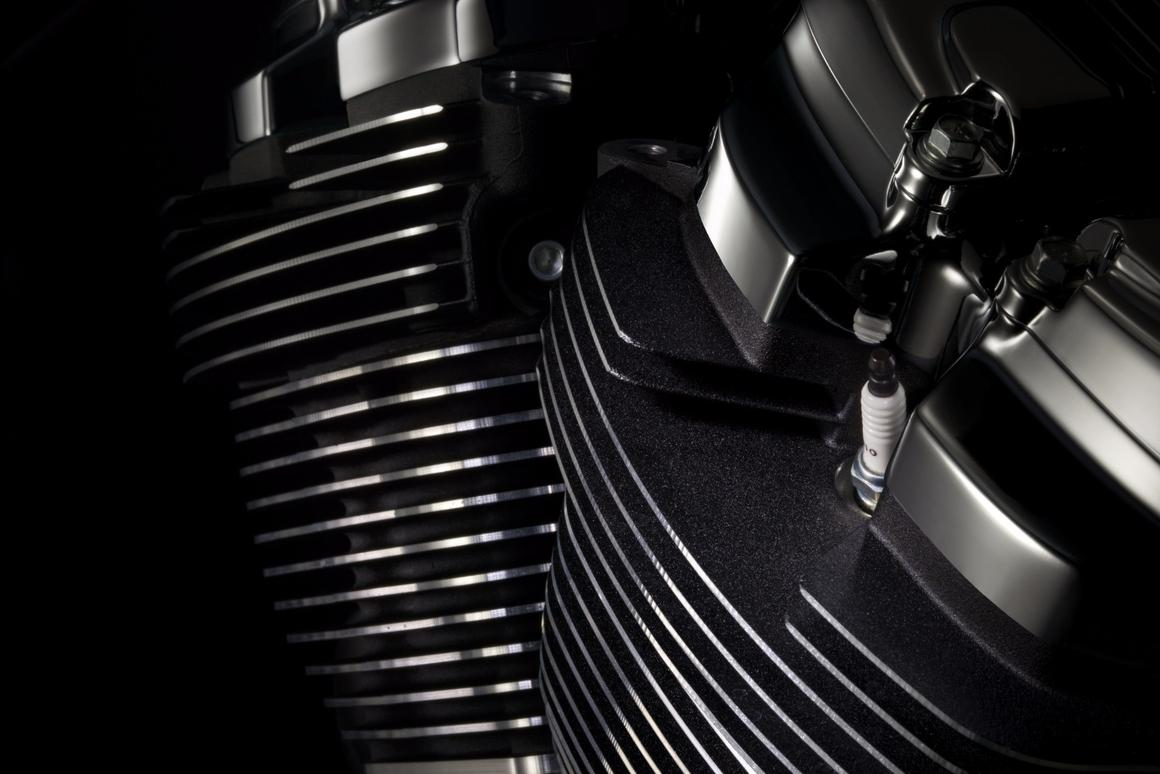 Harley-Davidson's all-new V-Twin: More power, more torque