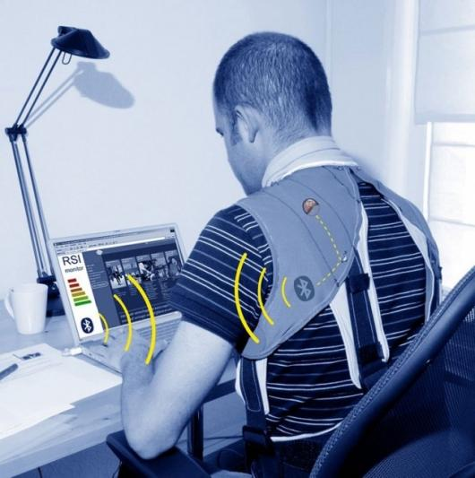 Smart Fabrics: Context is developing wearable sensors that could detect RSI