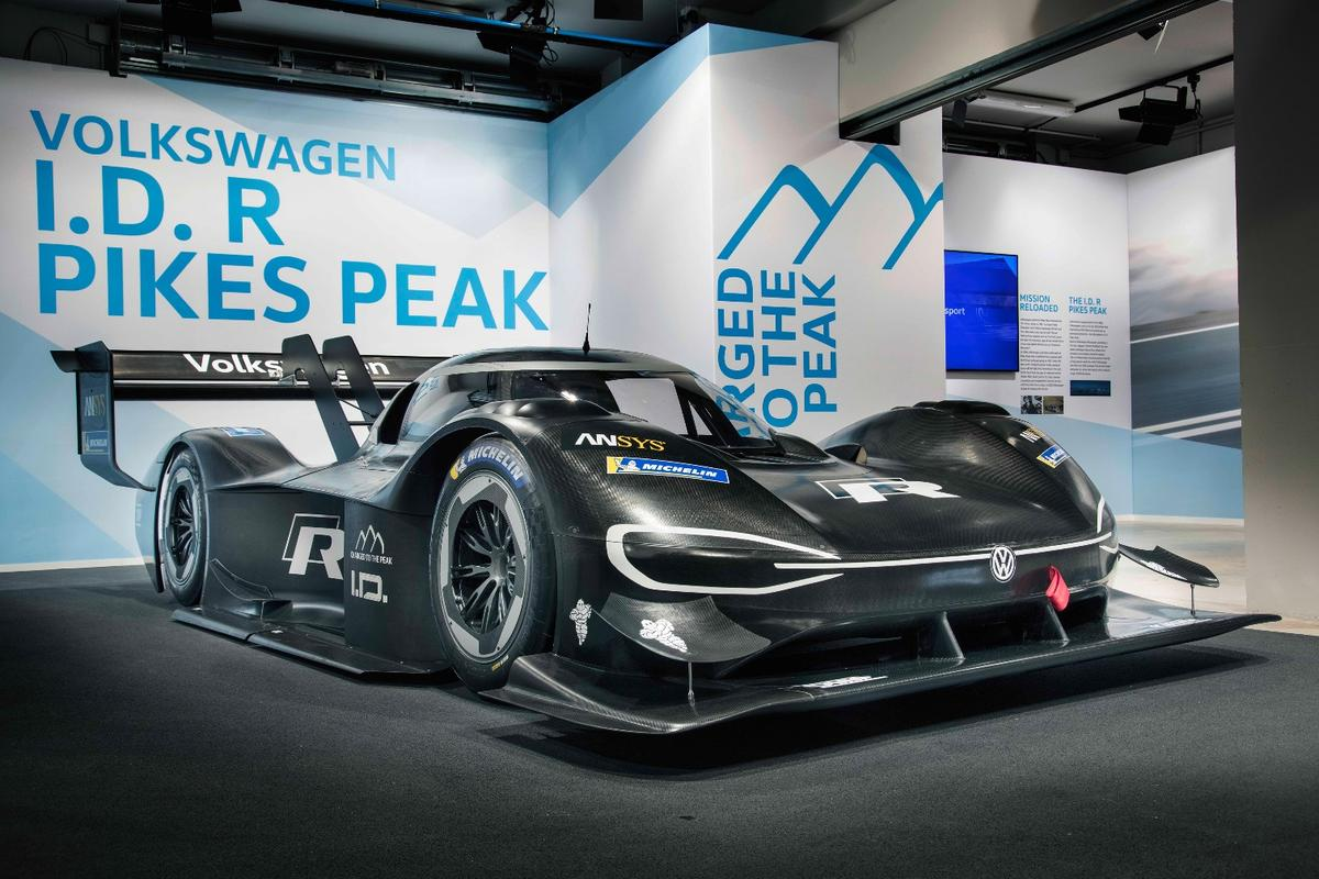VW company is planning to not just win the race, but claim the existing electric car record for the Pikes Peak International Climb