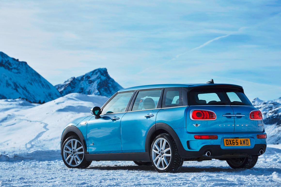 The Mini Clubman and Clubman S – now available with AWD