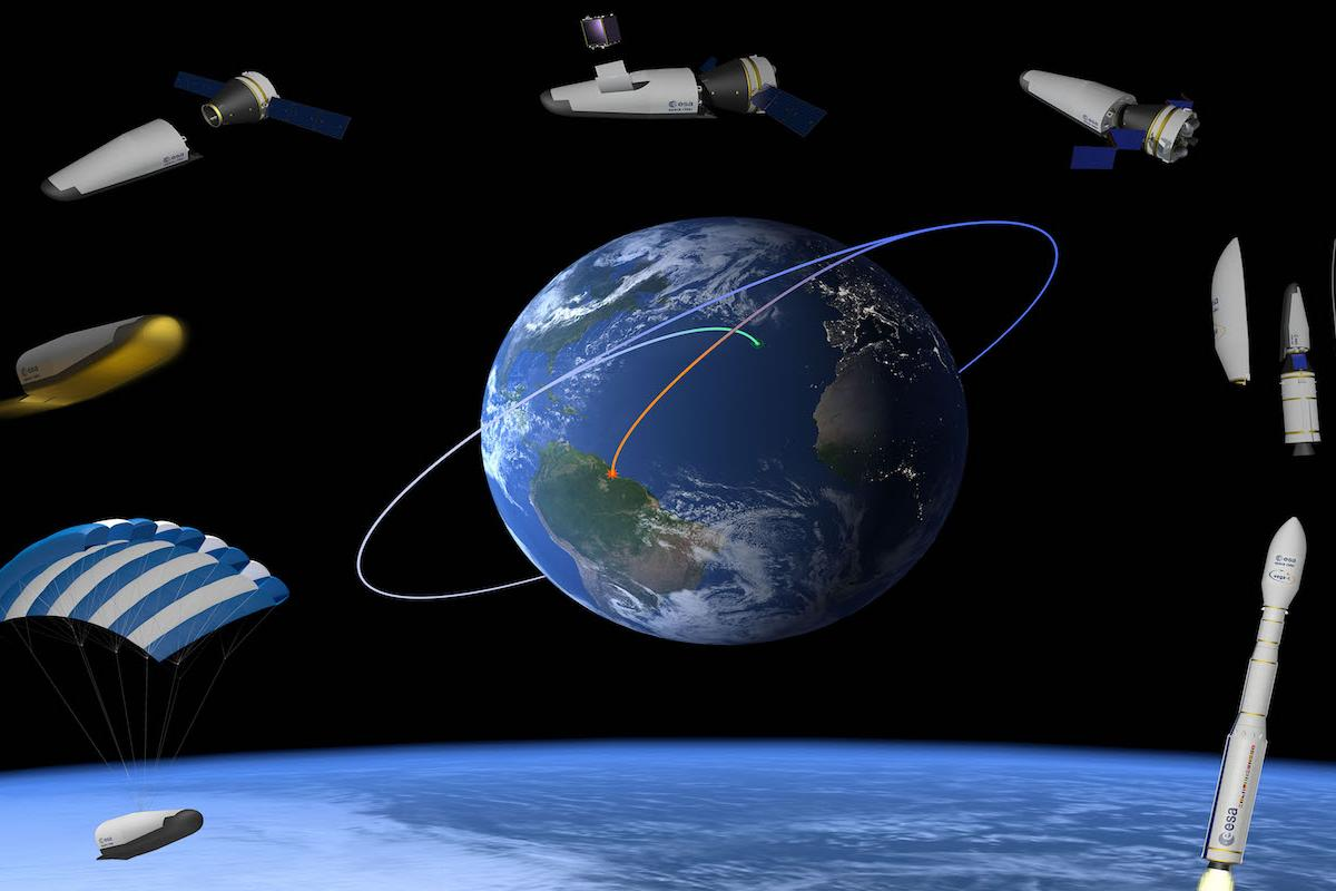 The ESA has outlined Space Rider, a reusable capsule for experiments in low-Earth orbit